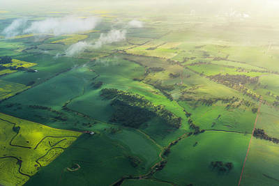 Avon Valley Art Print by Neal Pritchard Photography