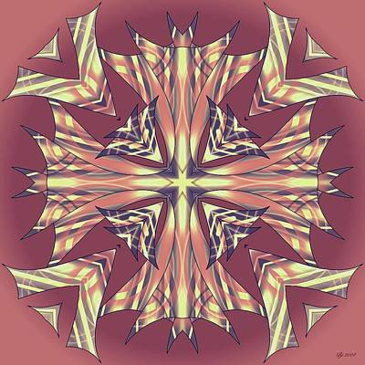 Digital Art - Awaken 75 by Brian Johnson