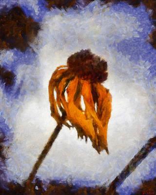 Art Print featuring the painting Awaken A New Life by Joe Misrasi