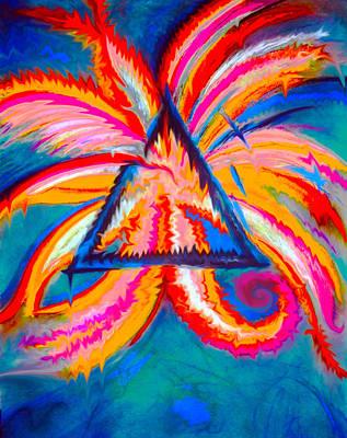 Awaken On Up.... Art Print