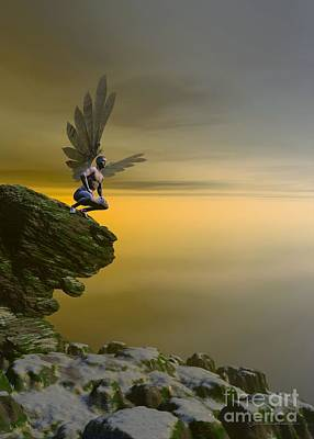 Surrealism Digital Art - Awaken by Sipo Liimatainen