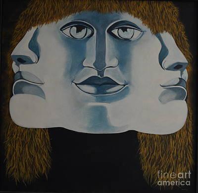 Awaken To All Who Dwell Inside Original by Stuart Engel