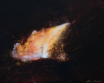Tombs Mixed Media - Awaken To Your Light Within by Tara Arnold