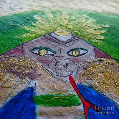 Painting - Awaken Vision by Agnieszka Ledwon