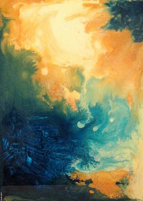 Painting - Awakening A by Mary Kay Holladay