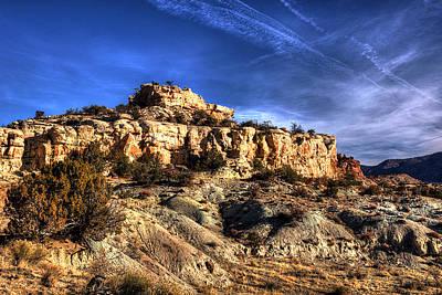 Photograph - Awakening Desert by Chuck Summers