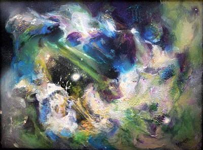 Awakening Art Print by Kathleen Fowler