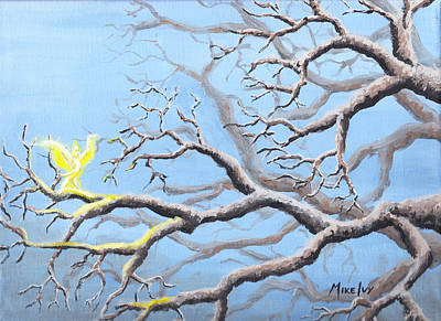 Painting - Awakening by Michael Ivy