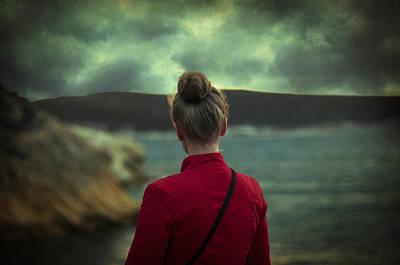 Blondie Photograph - Awakening by Taylan Apukovska