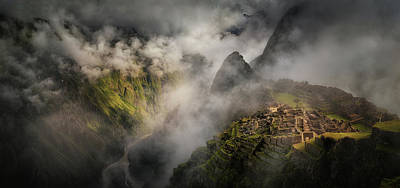 Peru Photograph - Awakening by Veselin Atanasov