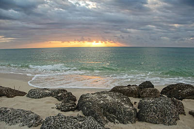 Ocean Photograph - Awakenings by Donna Doherty