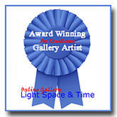 Painting - Award by Karen Zuk Rosenblatt
