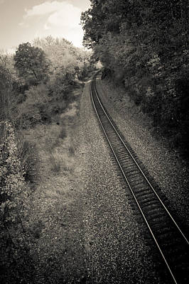Away From Here Art Print by Off The Beaten Path Photography - Andrew Alexander