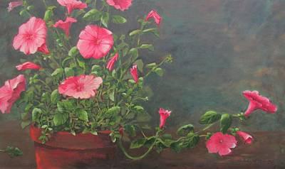 Painting - Away From Home by Tony Caviston