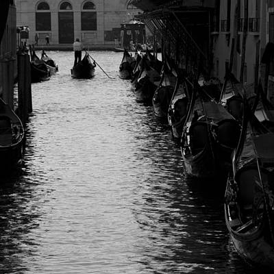 Photograph - Away - Venice by Lisa Parrish