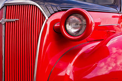Photograph - Awesome Red by Denis Lemay