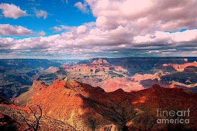 Awesome View Art Print by Kathleen Struckle