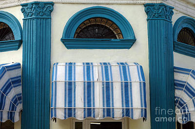 Photograph - Awning by Angela Kail