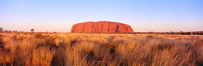 Ayers Rock, Uluru-kata Tjuta National Art Print