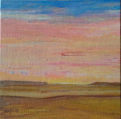Painting - Ayuhwa by Dawn Vagts