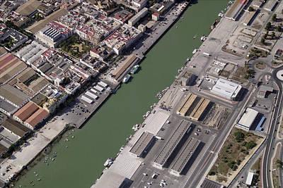 Al Andalus Photograph - Ayuntamiento Del Puerto De Santamaría by Blom ASA