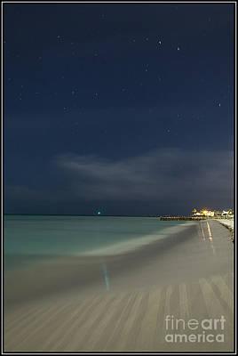 Photograph - Azul Caribe by Agus Aldalur