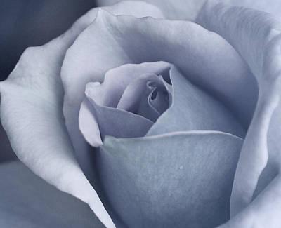 Dreamy Photograph - Azul by The Art Of Marilyn Ridoutt-Greene