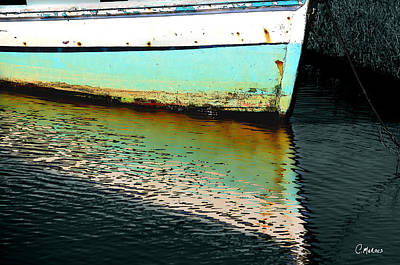 Azulado Original by Cesar Moraes