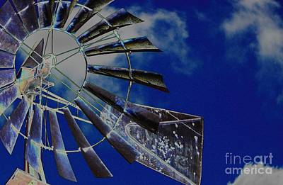 Photograph - Azure Sky  by Diane Miller