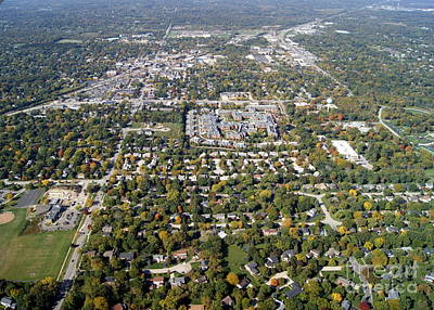 Photograph - B-030 Barrington Illinois by Bill Lang