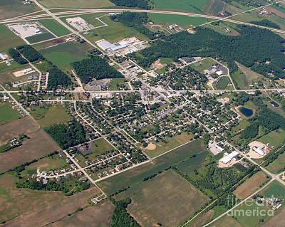 Photograph - B-031 Bondule Wisconsin by Bill Lang