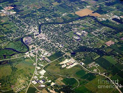 Photograph - B-034 Berlin Wisconsin Summer by Bill Lang