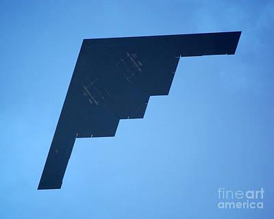Photograph - B-2 Spirit Stealth Bomber by Debra Thompson