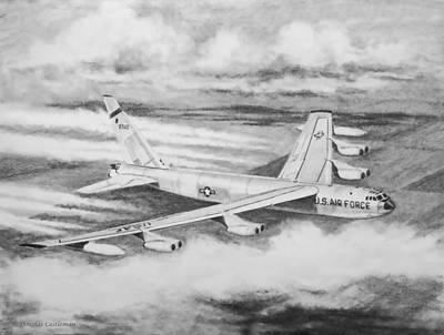B-52 Art Print
