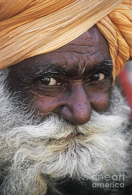 Photograph - Baba-ji - Pushkar India by Craig Lovell