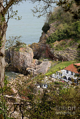 Photograph - Babbacombe In Devon by Terri Waters