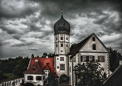 Photograph - Babenhausen Castle by Patrick Boening
