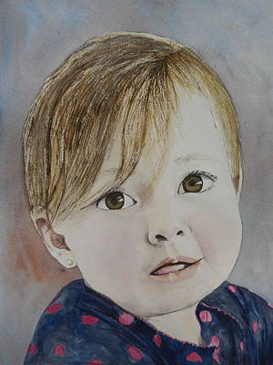 Painting - Baby A by Betty-Anne McDonald