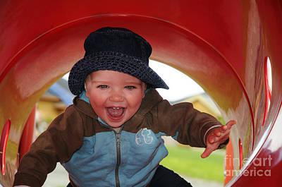 Baby Boy Original by Colin Woods