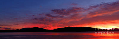 Lake Pend Oreille Photograph - Baby Light My Fire by Beve Brown-Clark Photography