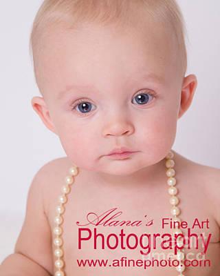 Photograph - Baby Portraits  by Alana Ranney