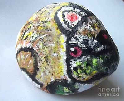 Mixed Media - Baby Rabbit  by Tracey Williams