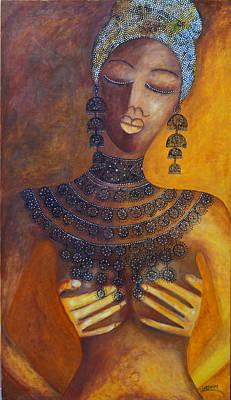 Babylonian Dream Original by Hashim Khan