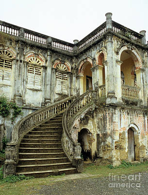 Photograph - Bac Ha Old Colonial 01 by Rick Piper Photography