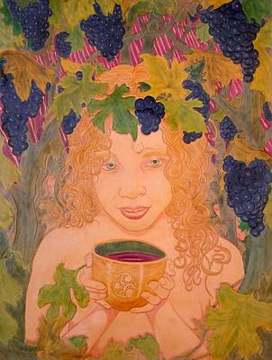 Bacchus Original by Ron Moses