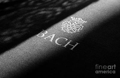 Photograph - Bach Sonatas by Chris Scroggins