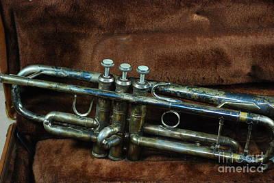 Photograph - Bach Stradivarius by Mark McReynolds