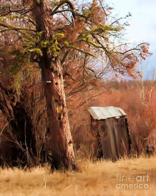 Back Country Outhouse Original