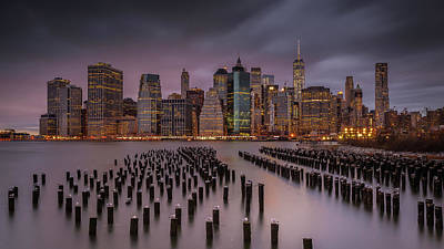 Broadway Wall Art - Photograph - Back Home by Andreas Agazzi