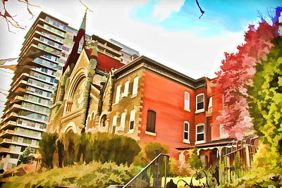 Photograph - Back Of Philadelphian by Alice Gipson